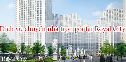 chuyển nhà trọn gói tại royal city